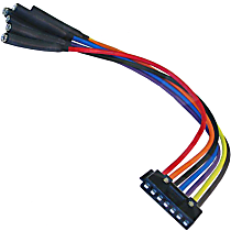 1711755 Blower Motor Resistor