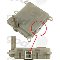 1711902 Blend Door Motor - Direct Fit, Sold individually