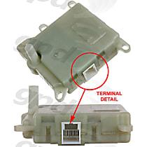 1711908 HVAC Heater Blend Door Actuator - Sold individually