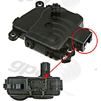 1711913 Blend Door Motor - Direct Fit, Sold individually