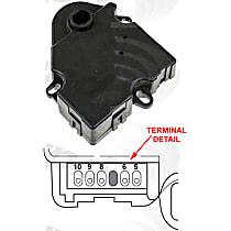 1712063 HVAC Heater Blend Door Actuator - Sold individually