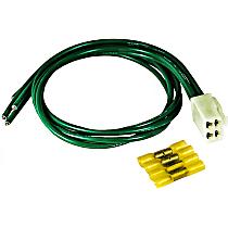 1712189 Blower Motor Resistor
