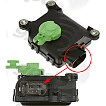 1712287 Blend Door Motor - Direct Fit, Sold individually