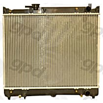 Radiator, Sold individually