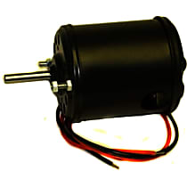 Blower Motor - Sold individually, Without Accoustical Barrier