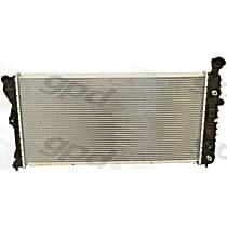 2343C Aluminum Core Plastic Tank Radiator
