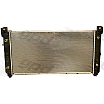 Radiator Sold individually, With 34in. x 17in. x 1in. Core, With TOC, With EOC