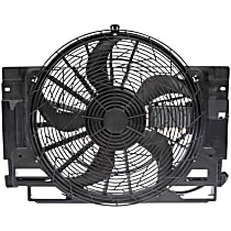 2811843 OE Replacement A/C Condenser Fan