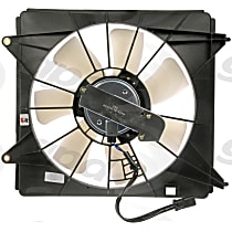 2811877 OE Replacement A/C Condenser Fan