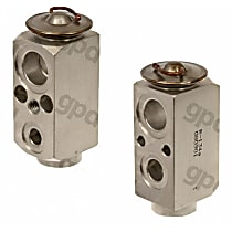 3411814 A/C Expansion Valve - Direct Fit, Sold individually