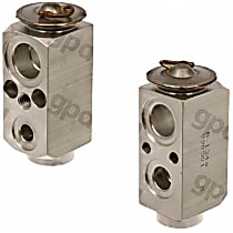GPD 3411900 A/C Expansion Valve - Direct Fit, Sold individually