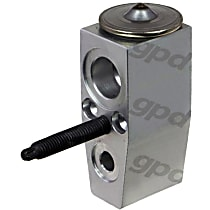GPD 3411934 A/C Expansion Valve - Direct Fit, Sold individually