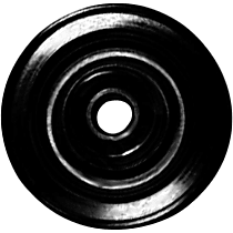 4011245 A/C Belt Tensioner Pulley - Direct Fit