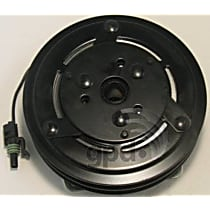 A/C Compressor Clutch - Sold individually, 6 in. Diameter