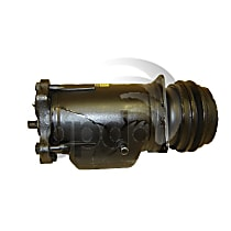 5511247 A/C Compressor Sold individually with Clutch, 1-Groove Pulley