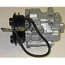 5511503 A/C Compressor Sold individually With clutch, 1-Groove Pulley