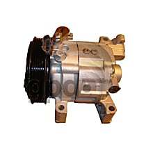 5511720 A/C Compressor Sold individually with Clutch, 4-Groove Pulley