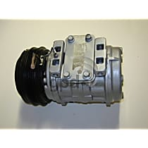 5511796 A/C Compressor Sold individually with Clutch, 4-Groove Pulley