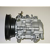 5511823 A/C Compressor Sold individually With clutch, 4-Groove Pulley