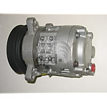 5511871 A/C Compressor Sold individually With clutch, 5-Groove Pulley