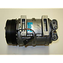 5511879 A/C Compressor Sold individually with Clutch, 4-Groove Pulley