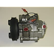 5511908 A/C Compressor Sold individually With clutch, 5-Groove Pulley