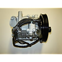 5511912 A/C Compressor Sold individually With clutch, 5-Groove Pulley