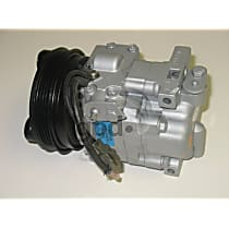 5511917 A/C Compressor Sold individually With clutch, 4-Groove Pulley