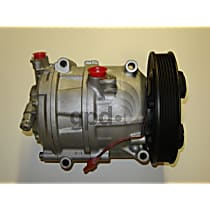 5511937 A/C Compressor Sold individually With clutch, 6-Groove Pulley