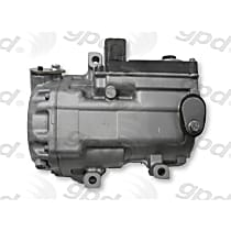 5512495 A/C Compressor Sold individually With clutch, 7-Groove Pulley