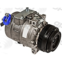 6511234 A/C Compressor Sold individually With clutch, 5-Groove Pulley