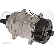 6511242 A/C Compressor Sold individually With clutch, 8-Groove Pulley