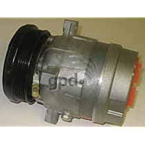 6511311 A/C Compressor Sold individually With clutch, 5-Groove Pulley
