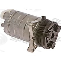 6511346 A/C Compressor Sold individually With clutch, 6-Groove Pulley