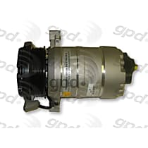 6511379 A/C Compressor Sold individually With clutch, 6-Groove Pulley