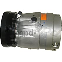 6511401 A/C Compressor Sold individually With clutch, 5-Groove Pulley