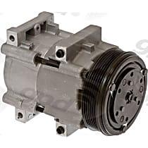 A/C Compressor - Sold individually, FS10, 3:00 Coil, 5in Diameter