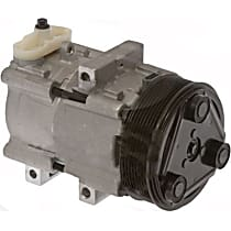 6511461 A/C Compressor Sold individually With clutch, 8-Groove Pulley