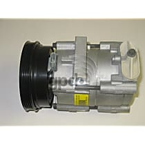 6511463 A/C Compressor Sold individually With clutch, 4-Groove Pulley