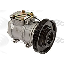 6511518 A/C Compressor Sold individually With clutch, 6-Groove Pulley