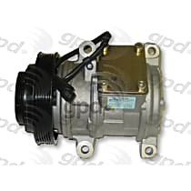6511532 A/C Compressor Sold individually With clutch, 6-Groove Pulley