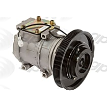 6511594 A/C Compressor Sold individually With clutch, 5-Groove Pulley