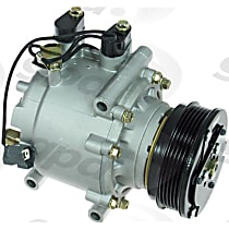 6511610 A/C Compressor Sold individually With clutch, 5-Groove Pulley