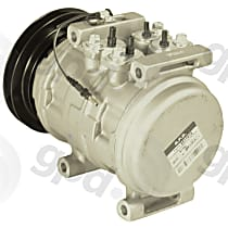 6511816 A/C Compressor Sold individually With clutch