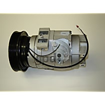 6511855 A/C Compressor Sold individually With clutch, 6-Groove Pulley