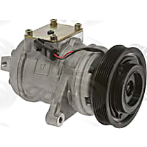6512010 A/C Compressor Sold individually with Clutch, 6-Groove Pulley