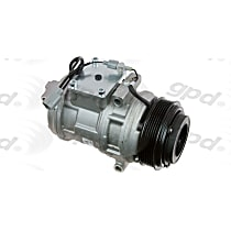 6512106 A/C Compressor Sold individually With clutch