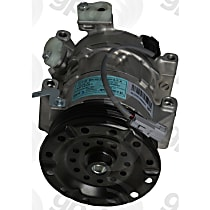 6512151 A/C Compressor Sold individually with Clutch, 4-Groove Pulley