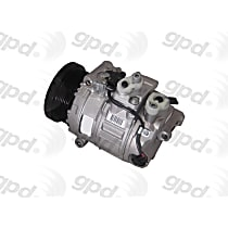 6512218 A/C Compressor Sold individually With clutch