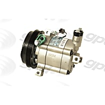 6512253 A/C Compressor Sold individually with Clutch, 4-Groove Pulley